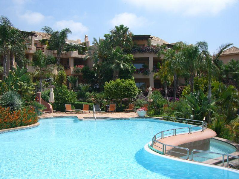 Apartment GoldenMile Marbella - Image 1 - Marbella - rentals