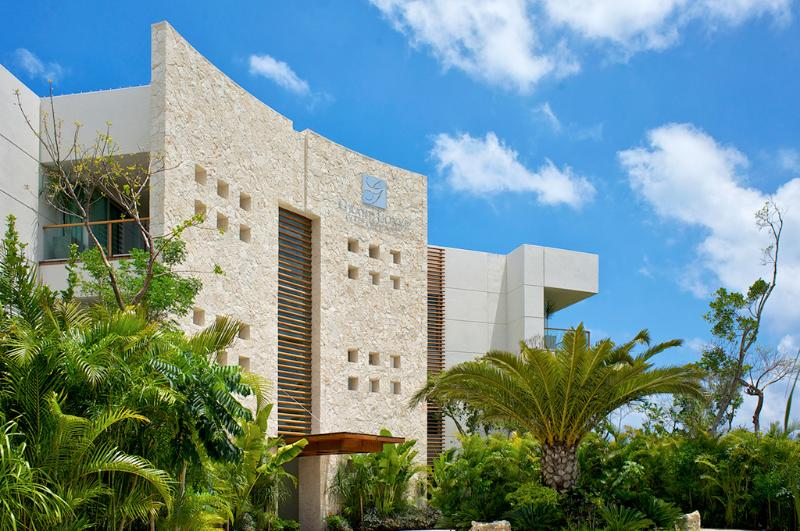 Luxxe SPA Residence Building Under Construction - Luxxe SPA - 3 Bedroom Residences, Riviera Maya, MX - Paamul - rentals