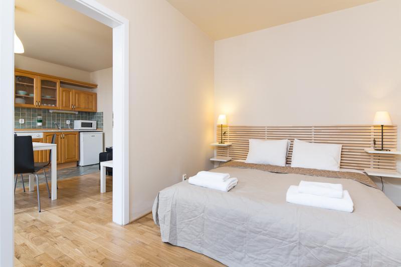Picasso Apartment Prague 2 people - Image 1 - Prague - rentals