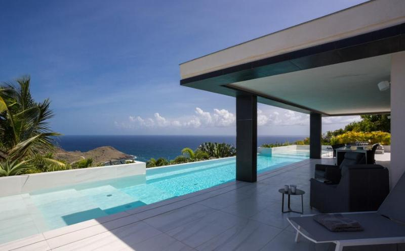 Total Privacy with Breathtaking Ocean Views - Image 1 - Vitet - rentals