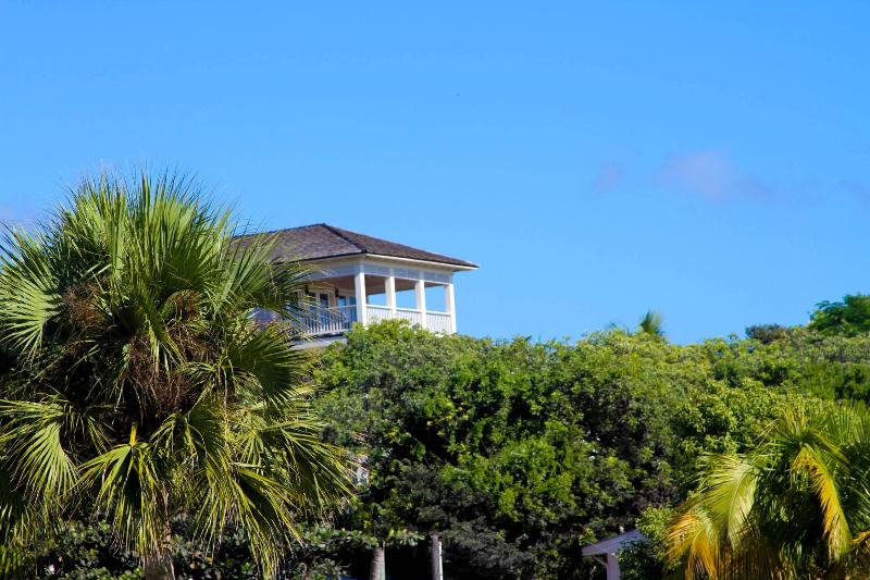 Stunning ocean view home - Image 1 - Dunmore Town - rentals