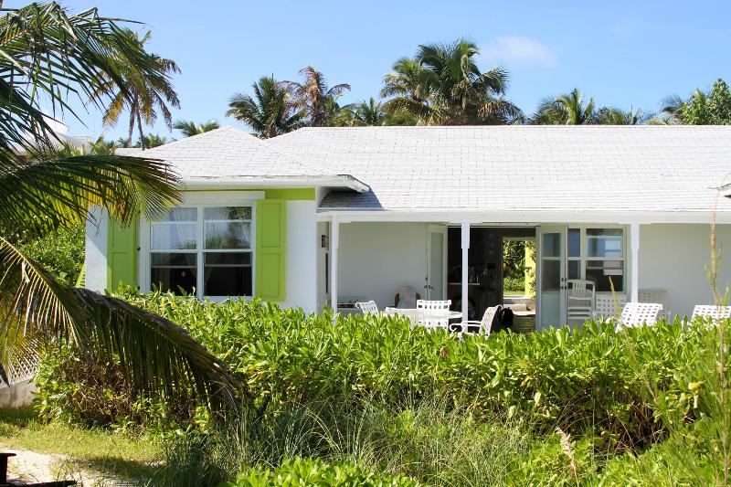 Beachfront home - Image 1 - Harbour Island - rentals