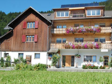 Vacation Apartment in Bezau - comfortable, luxurious, original (# 4545) #4545 - Vacation Apartment in Bezau - comfortable, luxurious, original (# 4545) - Bezau - rentals