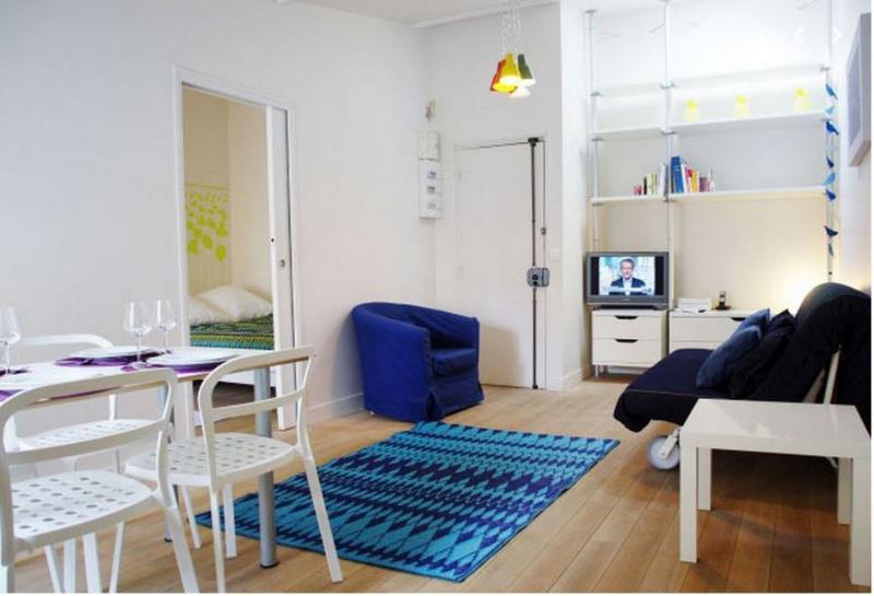 Marais 1 bedroom with Skylight  (4502) - Image 1 - 1st Arrondissement Louvre - rentals