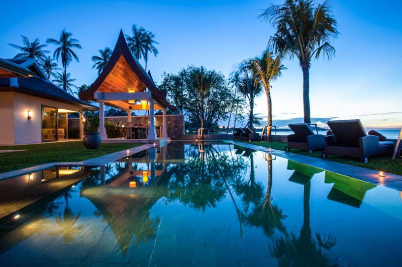 Villa Sila, Sleeps 14 - Image 1 - Mae Nam - rentals