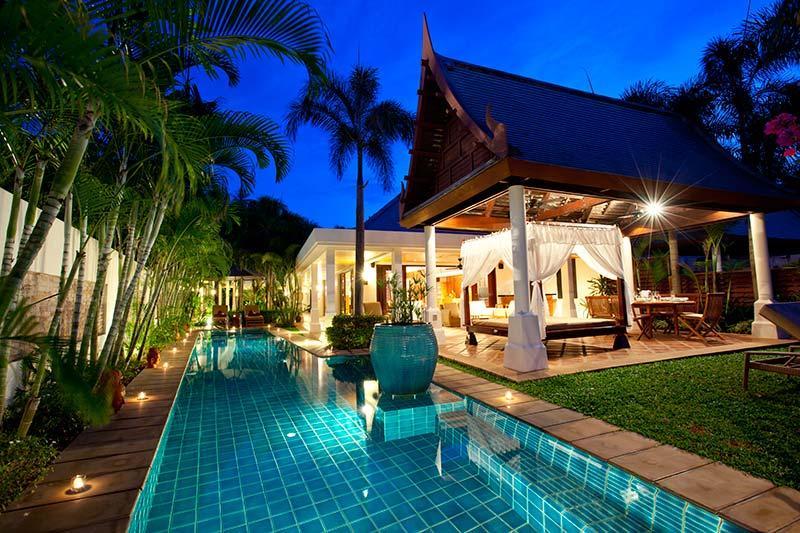 Villa Bougainvillea - Thailand - Image 1 - Koh Samui - rentals