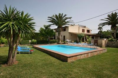 5 bedroom Villa in Alcudia, Alcudia Countryside, Mallorca, Mallorca : ref 2213534 - Image 1 - Alcudia - rentals