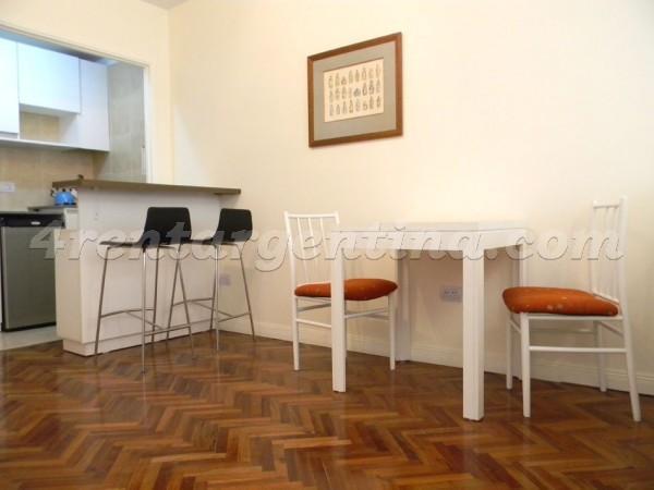 Photo 1 - Riobamba and M.T. de Alvear I - Buenos Aires - rentals