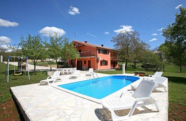 Villa and Pool - Huge Villa Morena with Pool in Countryside - Kringa - rentals