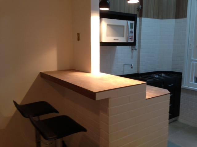 Kitchen - Apartment post 4 Copacabana - Rio de Janeiro - rentals