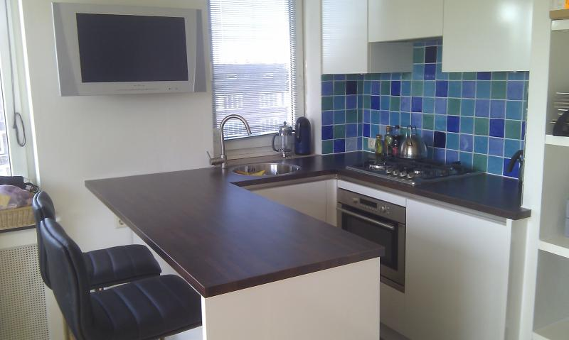 Kitchen - Great canal view, close to centre - Amsterdam - rentals