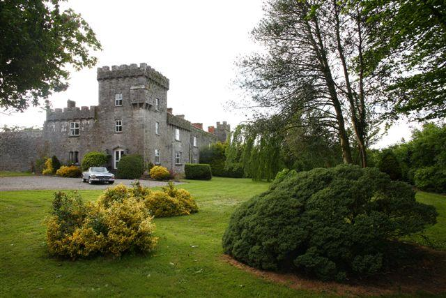Fanningstown Castle - Fanningstown Castle, Adare, Co Limerick  Sleeps 10 - Adare - rentals