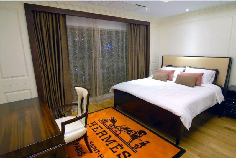 Master Bedroom - 3BR-Luxury Suite-River View-Amazing - Bangkok - rentals
