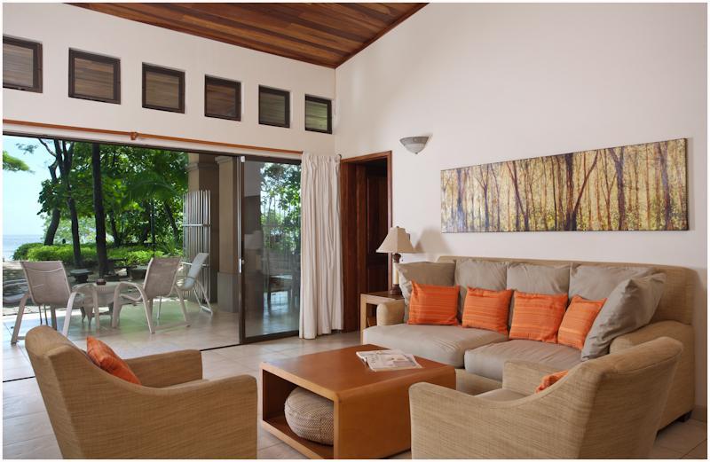 Casa Palmas - The Beach Front House - Image 1 - Tamarindo - rentals