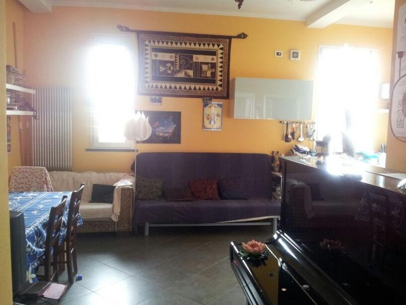 Living and dining room with piano - Sunny Central and Comfortable Tuscany Apartment - Grosseto - rentals