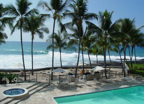 Luxury Tropical #1 in KONA  Ocean Front  SALE - Image 1 - Kailua-Kona - rentals