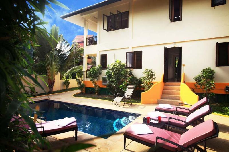 Bay View Villa , Koh Phangan - Image 1 - Koh Phangan - rentals