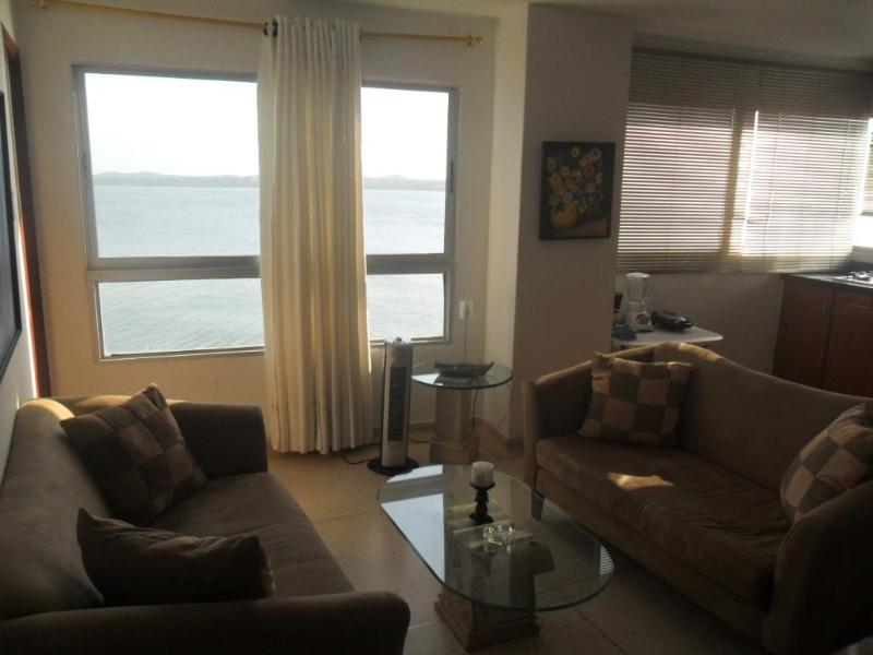 Lovely one Bedroom Apartment Ocean view - CEN01 - Image 1 - Cartagena - rentals