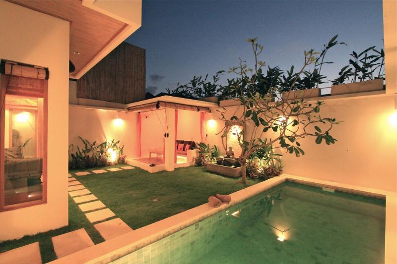 Garden - 2 Bedroom Villa - Seminyak privat Garden + Pool - Seminyak - rentals