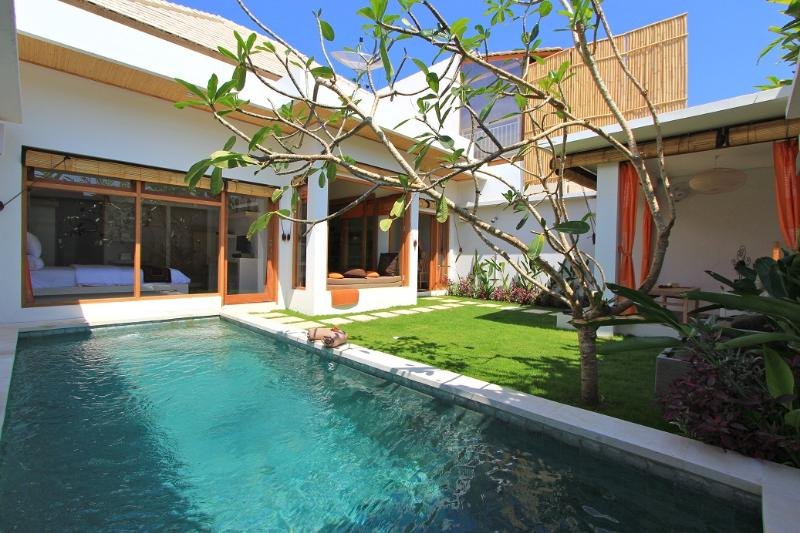 Private Garden with Pool - Villa in Seminyak - private pool + garden - 2 Br - Seminyak - rentals