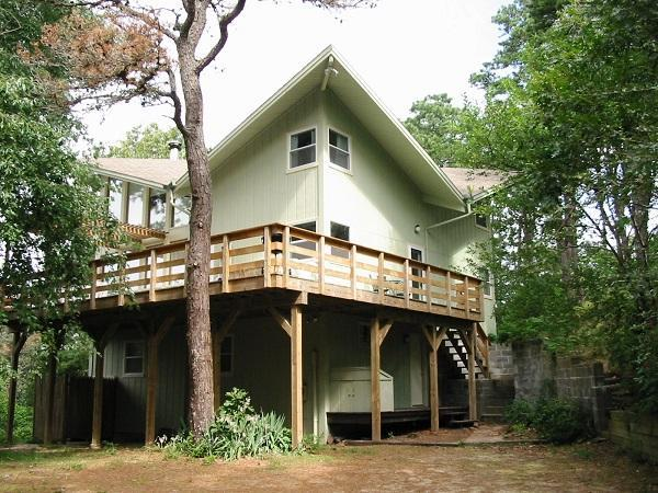 Private, Contemporary 6 Bedroom Home (1608) - Image 1 - Wellfleet - rentals