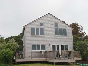 Contemporary Home by Burton Baker Beach - Image 1 - Wellfleet - rentals