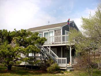Contemporary Home with Water Views (1618) - Image 1 - Wellfleet - rentals