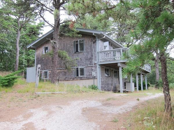 Wellfleet Contemporary with Cove Views (1609) - Image 1 - Wellfleet - rentals