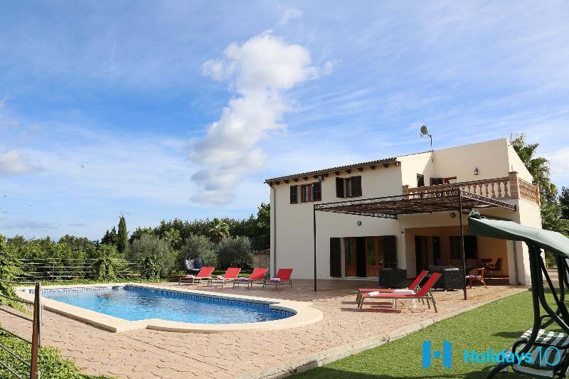 Villa en Santa Margalida (8 plazas) Ref.28805 - Image 1 - Santa Margalida - rentals