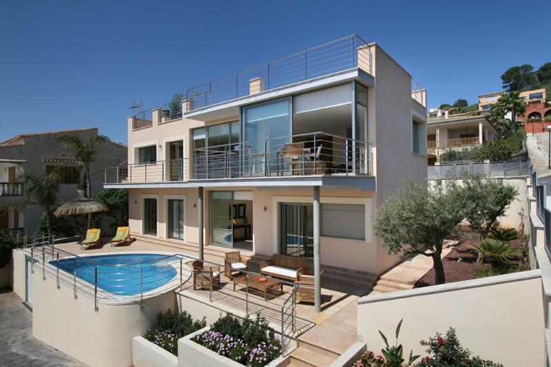 Magnífica villa cerca del Golf Aucanada (7 plazas) Ref. 29252 - Image 1 - Puerto de Alcudia - rentals