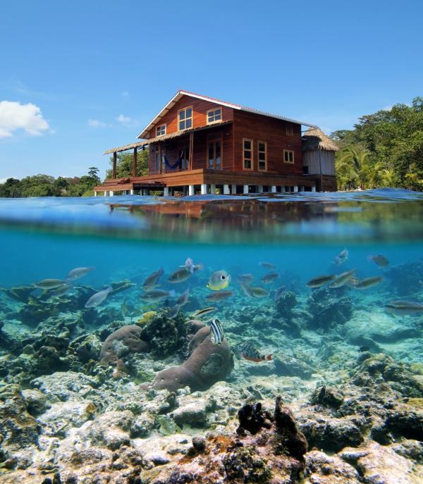 casa del mar - eco aqua villa - Image 1 - Isla San Cristobal - rentals