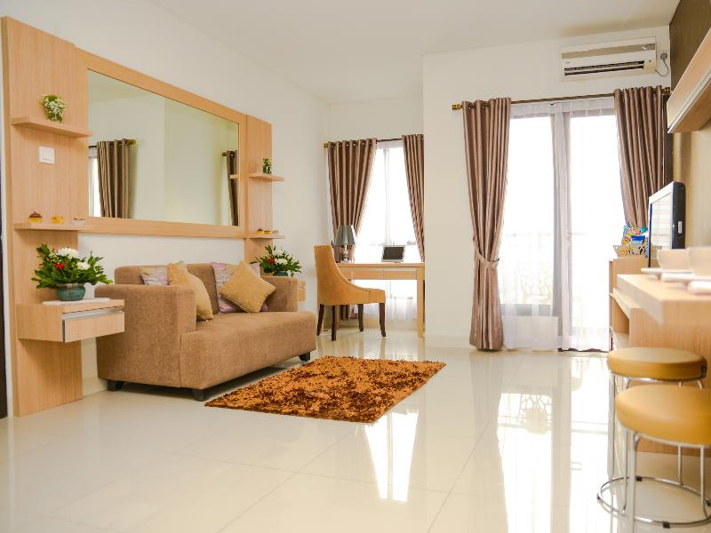 Living Room - The Cupcake Suites - Jakarta - rentals