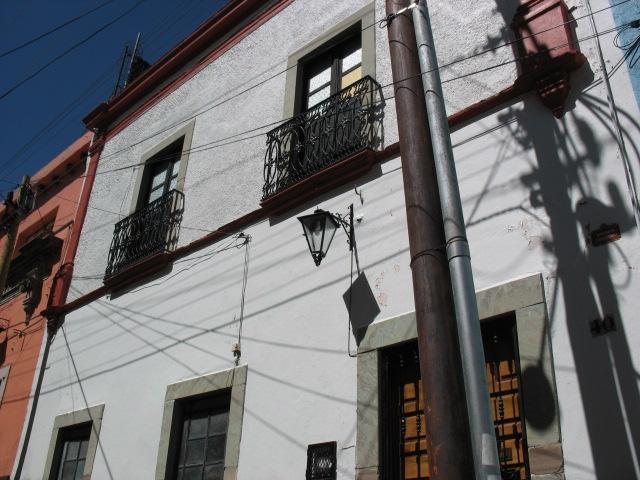Pedestrian only street, no vehicles. - GUANAJUATO CENTRO HISTORIC VIEW SUITE - Guanajuato - rentals