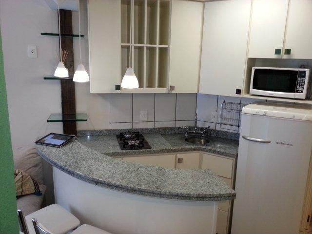 Cozinha confortável - Apartamento para 4 pessoas em Canela-RS próximo a Gramado - Canela - rentals