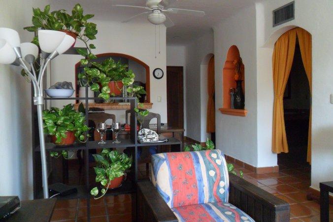 Interior View - Chic Apartment, Great Location, Pool, Secure - Playa del Carmen - rentals