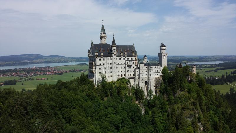 Location close to Neuschwanstein Castle - Luxury Vacation Apartment near Neuschwanstein - Schwangau - rentals