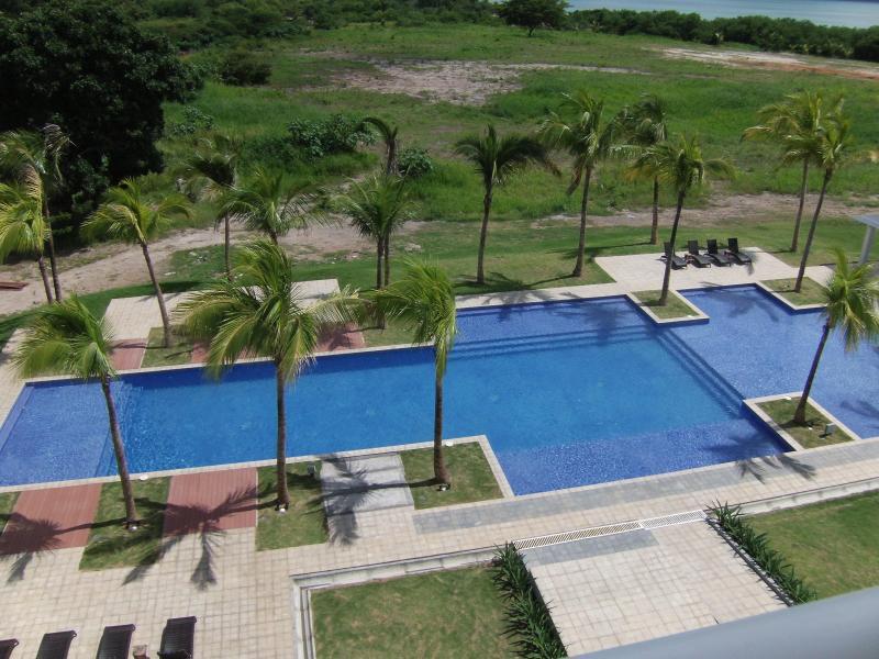 Private Pool - Panama Beachfront Condo Rental In Playa Blanca Resort,   1 Bedroom Unit: - Farallon - rentals