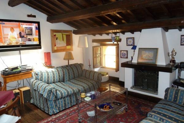 CR655sRome - Charming and cosy apartment Via Giulia - Image 1 - Rome - rentals