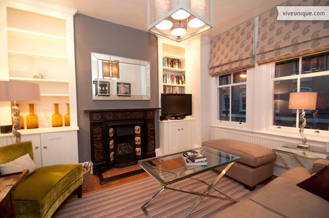 Stanley Grove, 2 bed townhouse with terrace, Battersea - Image 1 - London - rentals