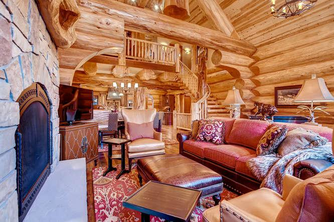 Moose Ridge Cabin -Hot Tub, 5 Acres, Log Cabin! - Image 1 - Breckenridge - rentals