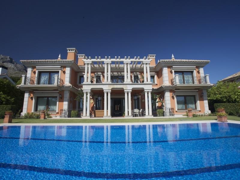 Amazing Villa Sierra Blanca 20126P - Image 1 - Marbella - rentals