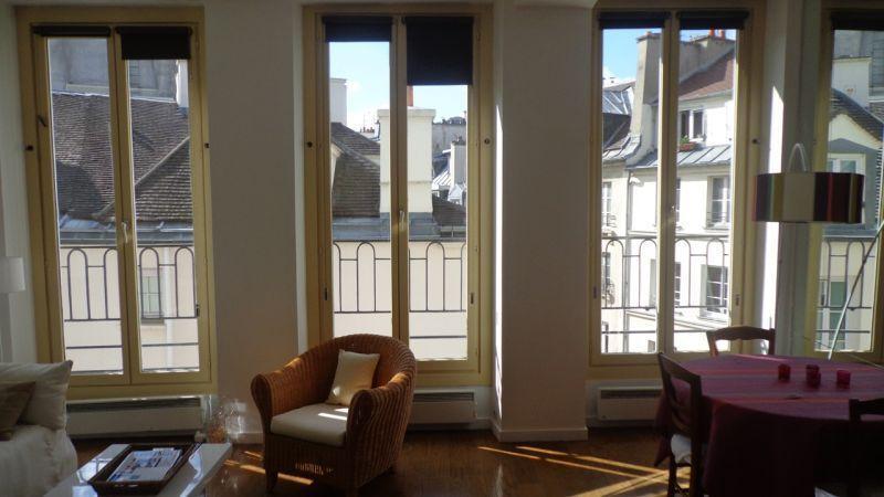 Bright Apartment in the Heart of Marais - Image 1 - Paris - rentals