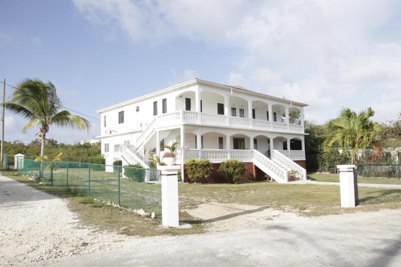 Side Vew - Evadney's Apartments - Anguilla - rentals