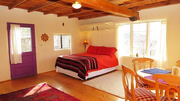 Poet's View, green cabin on organic Goji Farm - Image 1 - San Cristobal - rentals