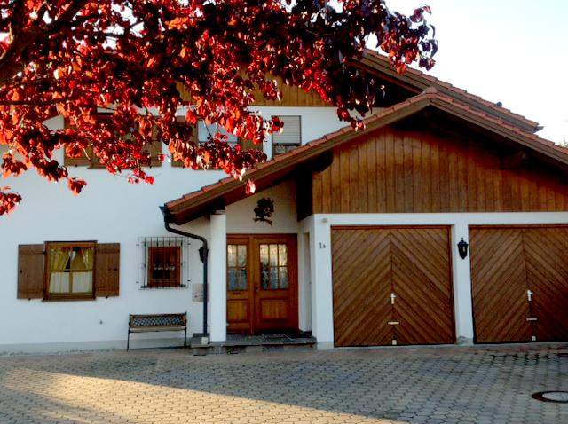 Front of our lovely home - Klima's  Bavarian Apartment Rental - Halblech - rentals
