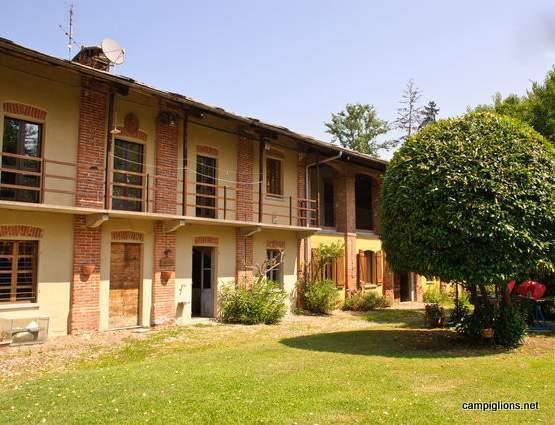 Campiglions farm in a green area - Image 1 - Campiglione-Fenile - rentals