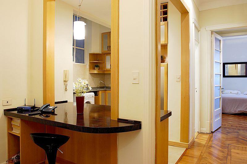 Elegant Recoleta 1 BEDROOM - 1.5 BATH - WIFI - Image 1 - Buenos Aires - rentals