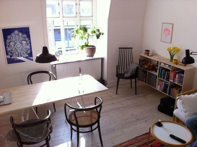 Njalsgade Apartment - Lovely homely Copenhagen apartment at Islands Brygge - Copenhagen - rentals