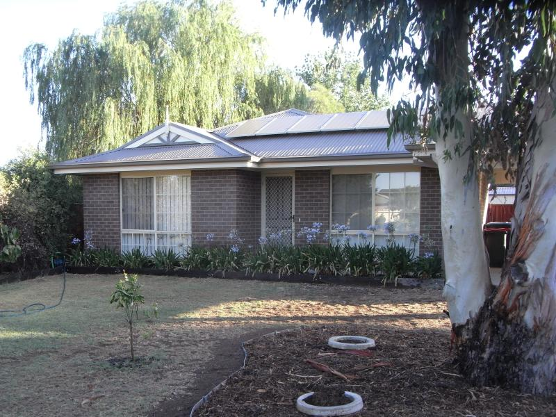 Front Entrance - Benstay Blue Accommodation Pet Friendly - Bendigo - rentals