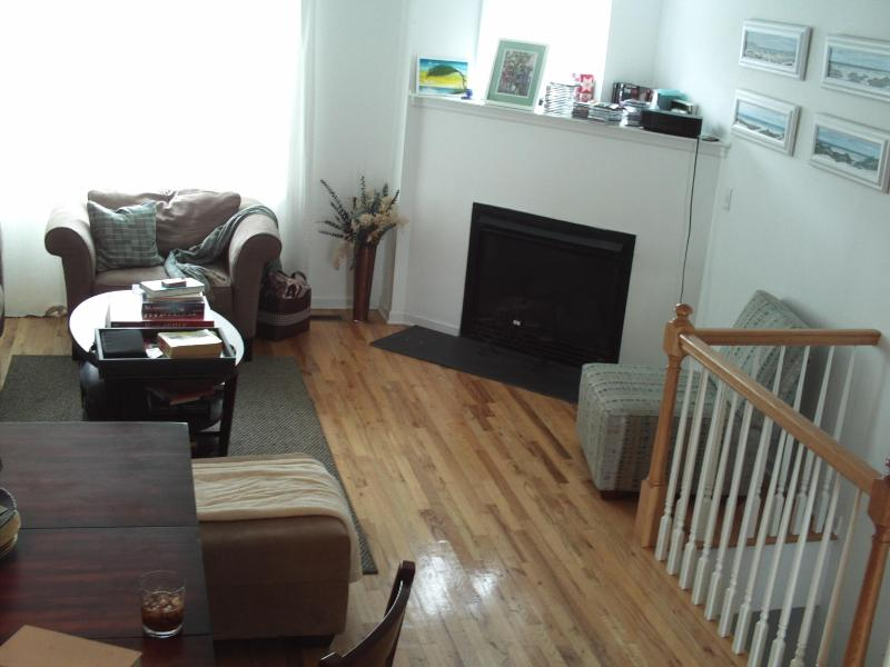 living room - BRADLEY BEACH CONDO RENTAL - Bradley Beach - rentals